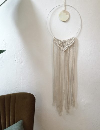 Circle Wallhanging L