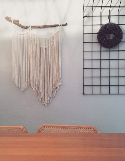 Plain Wallhanging