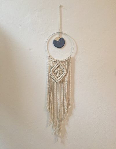 Circle Wallhanging S Royal
